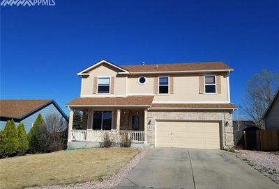 4165 Daylilly Drive Colorado Springs CO 80916