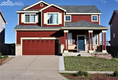 1563 Woodpark Drive Colorado Springs CO 80951