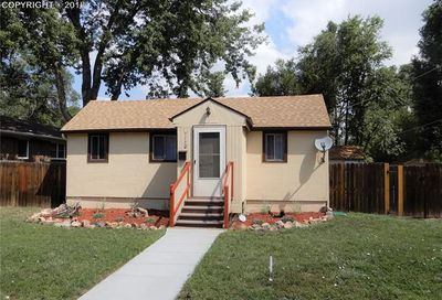 1110 E Third Street Colorado Springs CO 80907