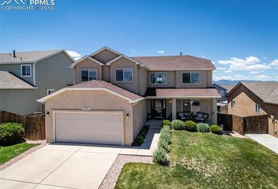 4750 Squirreltail Drive Colorado Springs CO 80920