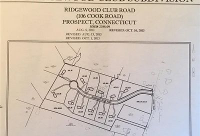 Lot 3 Ridgewood Club Road Prospect CT 06712