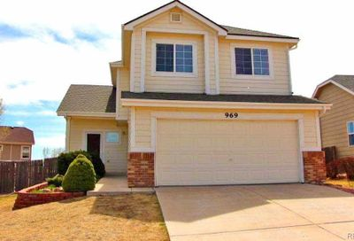 969  Merryvale Lane Fountain CO 80817