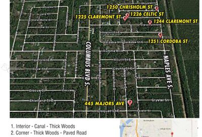 1219  CHERRY STREET Other City - In The State Of Florida FL 33936