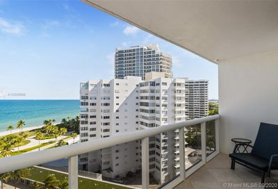 10275  COLLINS AV   1018 Bal Harbour FL 33154