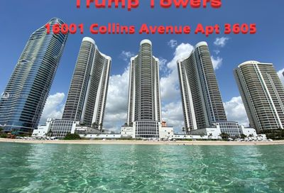 16001  Collins Ave   3605 Sunny Isles Beach FL 33160