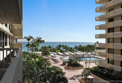 9801  COLLINS AVENUE   6H Bal Harbour FL 33154
