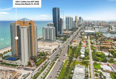 18911  COLLINS Ave   2906 Sunny Isles Beach FL 33160
