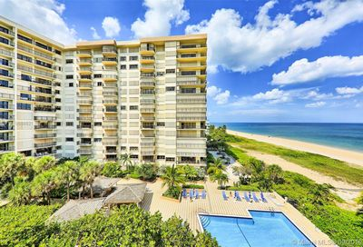 1850 S Ocean Blvd   707 Lauderdale By The Sea FL 33062