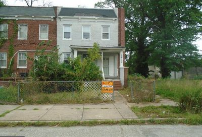 2829 Ridgewood Avenue Baltimore MD 21215