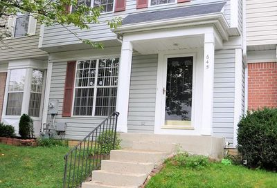 645 Lucky Leaf Circle Baltimore MD 21228