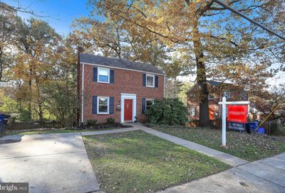 10118 Tenbrook Drive Silver Spring MD 20901