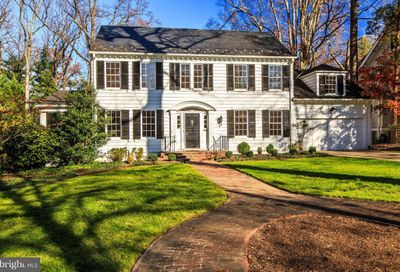 33 W Kirke Street Chevy Chase MD 20815