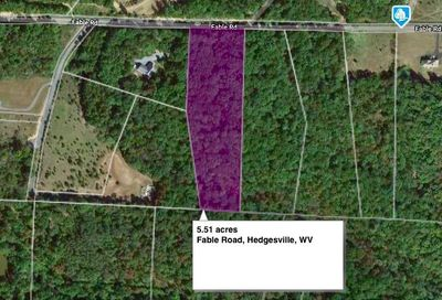 Fable Rd 5.51 Ac Hedgesville WV 25427
