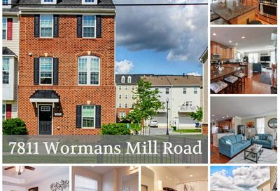 7811 Wormans Mill Road Frederick MD 21701