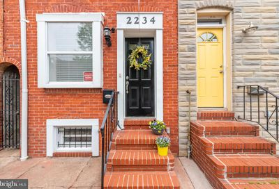 2234 Cambridge Street Baltimore MD 21231