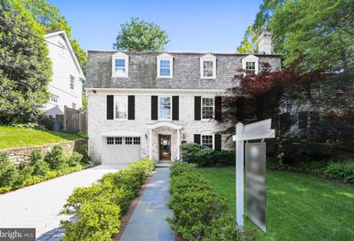 3908 Underwood Street Chevy Chase MD 20815
