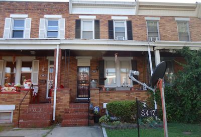 3417 Dudley Avenue Baltimore MD 21213
