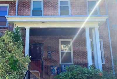 2607 W Forest Park Avenue Baltimore MD 21215