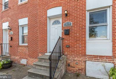2029 Orleans Street Baltimore MD 21231