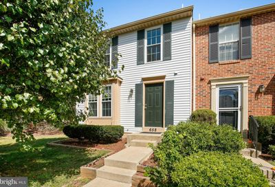 658 Coral Reef Drive Gaithersburg MD 20878