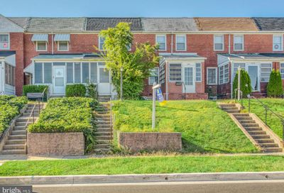 1622 Manor Road Baltimore MD 21222