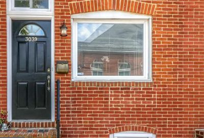 3039 O'donnell Street Baltimore MD 21224