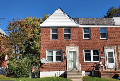 3634 Dudley Avenue Baltimore MD 21213
