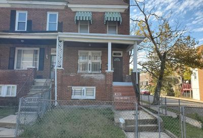 3964 Wilsby Avenue Baltimore MD 21218