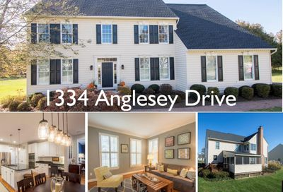 1334 Anglesey Drive Davidsonville MD 21035