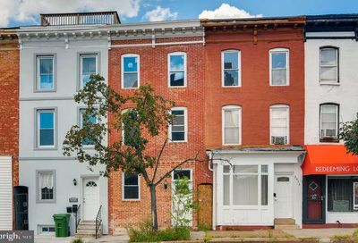 2014 Orleans Street Baltimore MD 21231