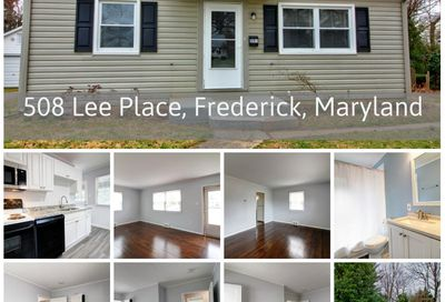 508 Lee Place Frederick MD 21702
