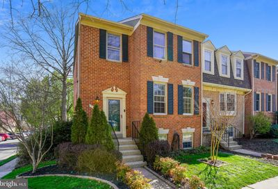 7755 Jewelweed Court Springfield VA 22152