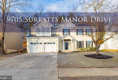 9705 Surratts Manor Drive Clinton MD 20735