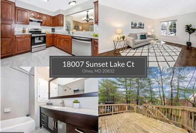 18007 Sunset Lake Court Olney MD 20832
