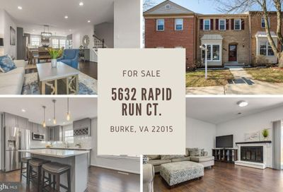 5632 Rapid Run Court Burke VA 22015