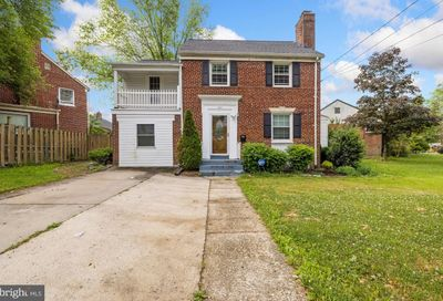 1601 Oakview Drive Silver Spring MD 20903
