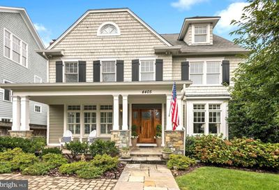 4405 Stanford Street Chevy Chase MD 20815