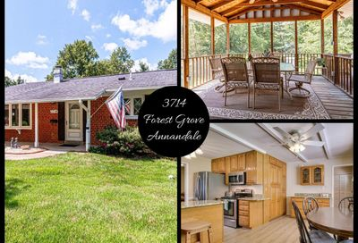 3714 Forest Grove Drive Annandale VA 22003