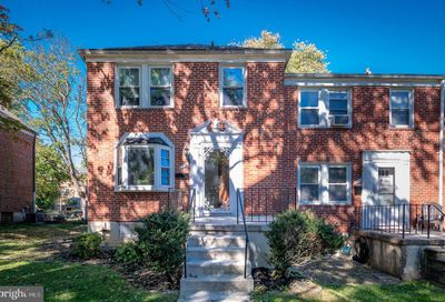 1514 N Forest Park Avenue Baltimore MD 21207