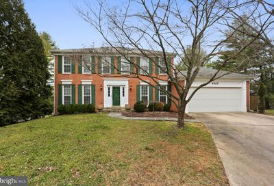 4405 Clifton Spring Court Olney MD 20832