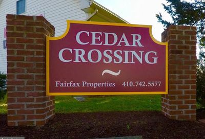 Cedar Crossing Road Salisbury MD 21801