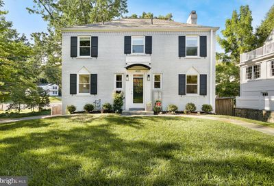 4105 Blackthorn Street Chevy Chase MD 20815