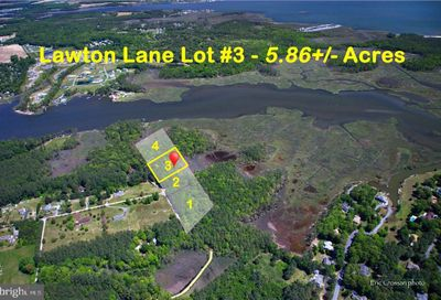 Lawton Lane Lot #3 Millsboro DE 19966