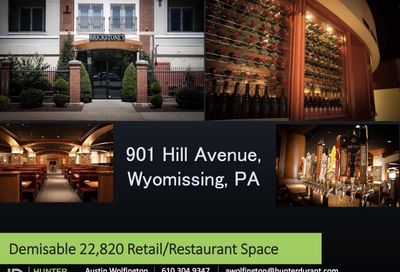901 Hill Avenue Wyomissing PA 19610