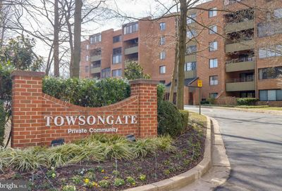 3 Southerly Court 604 Towson MD 21286