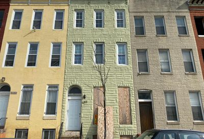1406 W Franklin Street Baltimore MD 21223