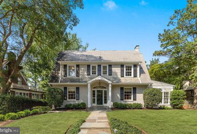 4615 Langdrum Lane Chevy Chase MD 20815