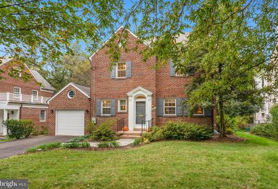 5606 Montgomery Street Chevy Chase MD 20815
