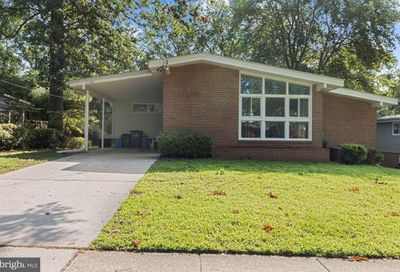 11313 Cloverhill Drive Silver Spring MD 20902