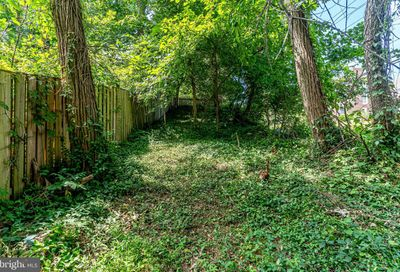 The Unimproved Land Next To 5015 Newport Avenue Bethesda MD 20816